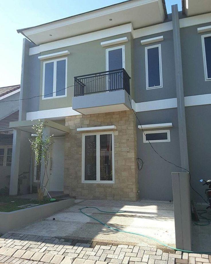 Model Rumah Minimalis 2 Lantai 07