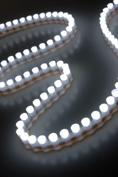 "38"" Flexible Lighting 96 LED Battery Operated $3596 Led, Led Pearls, Pearls Lights, Lights White, Led Battery, Flexibility Silicone, White Pearls, Flexibility Lights, Silicone Lights"