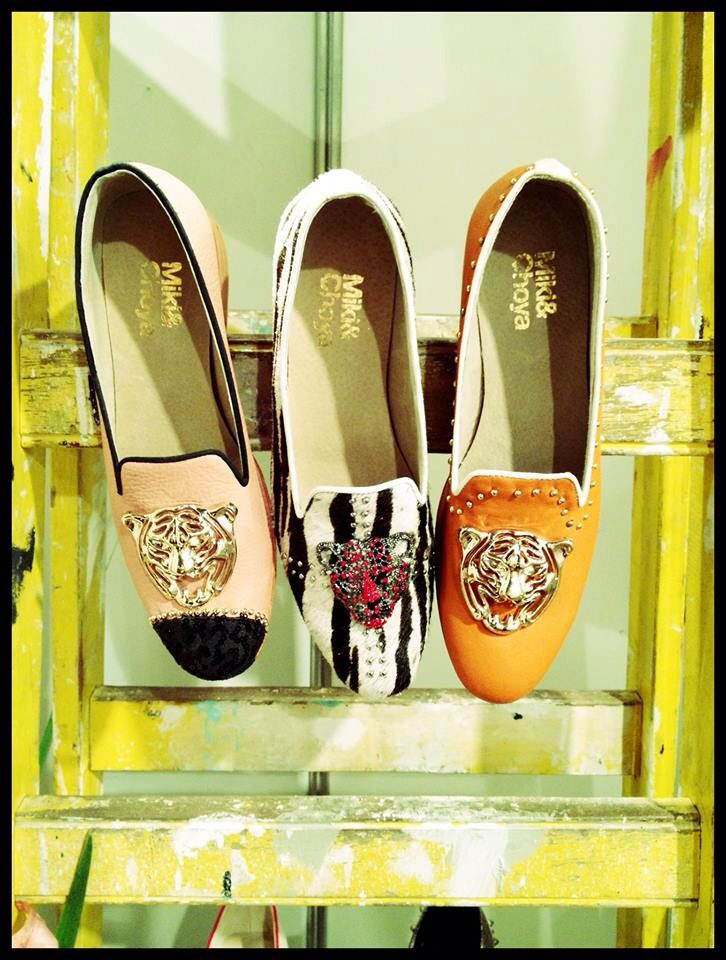 Loafers Miki & Choya #loafers #streetstyle shoes