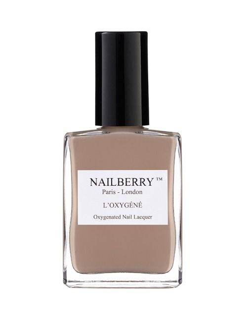 Nailberry Honesty - Oxygenated creamy dark beige