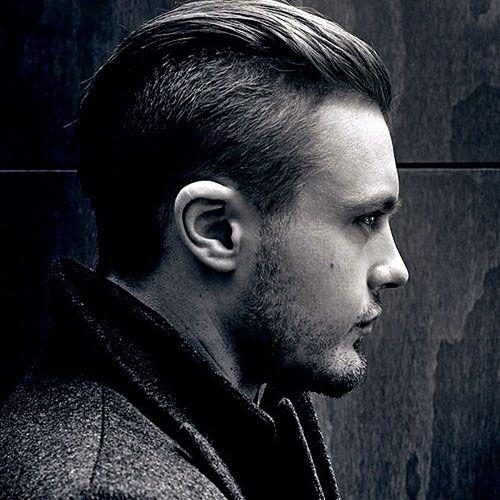 Men's Punk Haircuts - Hot Slick Back