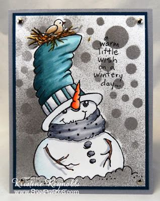 Stamping & Scrapping in California: #Stampendous is Hoppin' with @Clearsnap Inkpads Inkpads