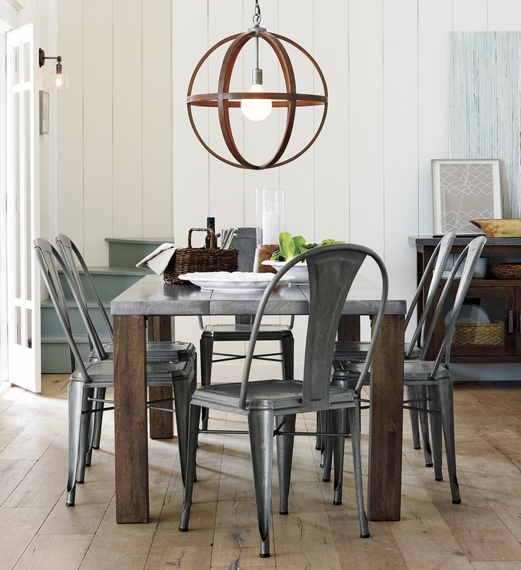 Aluminum Dining Room Chairs Cool Design Inspiration