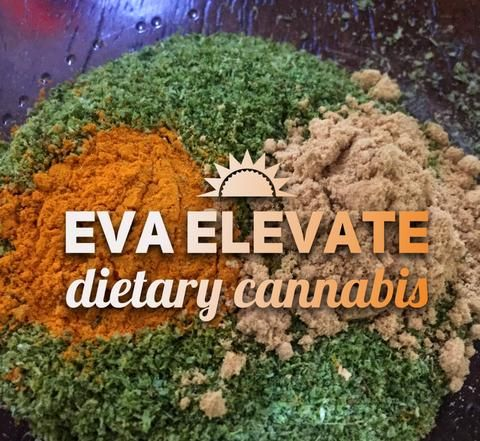 eva elevate Juice Capsules The capsule is actually better than the juice because it contains the whole ground leaf and bud from the cannabis plant, not just the water extraction. Similar to matcha tea, you're ingesting the whole plant to get more antioxidants than simply steeping it in water, or extracting the water.  THC-A in whole plant form is 13,000x stronger in anti-oxidation, antibacterial, and antibiotic actions than THC, as seen here in this patent.