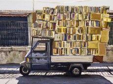 ARTIST/ Andrea di Marco, Ape lungo n.12 ,2010.
