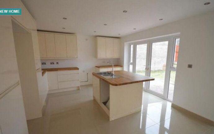 Cream Gloss Kitchen Floor Tiles Home Decorating Ideas Interior