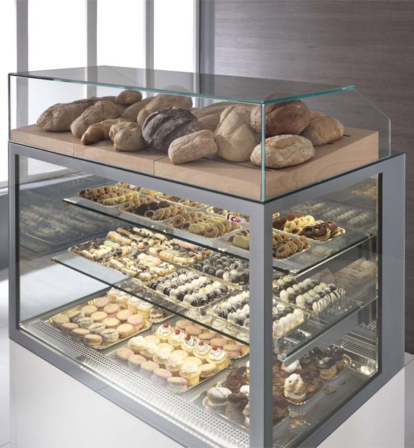 Ciam Tortuga Display Case Pastry Deli Frozen Heated Chocolate Pastry Display Diy Bakery Display Sweet Cafe
