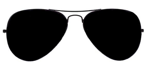 Aviator sunglasses template, for shirts and onesies, you could put rhinestons around the edges!