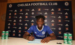 IN: Chelsea sign MICHY BATSHUAYI from Olympique Marseille (July 2016)
