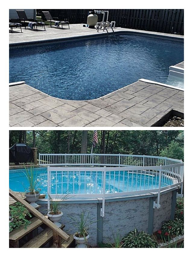 17 best images about pool butlers installations service for Best looking above ground pools