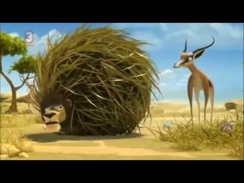 Cartoon Animals For Children LEON Animated Funny Cartoons