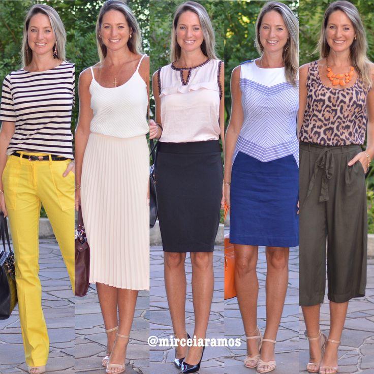 Look de trabalho - look do dia - look corporativo - moda no trabalho - work outfit - office outfit -  spring outfit - look executiva - summer outfit - calça social - look formal - vestido - pantacourt - saia lápis - advogada - scarpin - sandália