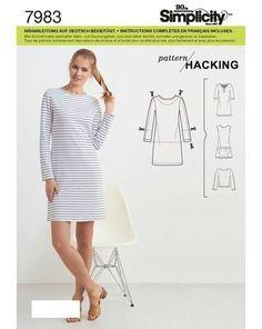 Dieses Kleid lässt sich mit wenigen Handgriffen zu etwas ganz besonderem machen… Petra Ebert