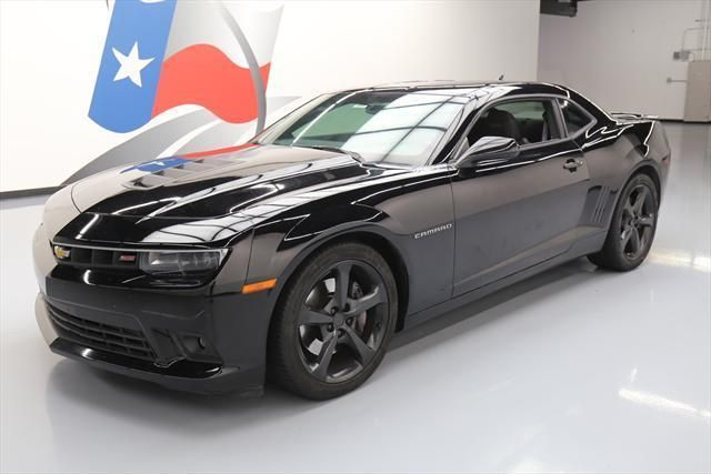 """Awesome Chevrolet 2017: 2015 Chevrolet Camaro SS Coupe 2-Door 2015 CHEVY CAMARO SS RS AUTOMATIC 20"""" WHEELS 20K MILES #105619 Texas Direct Auto Check more at http://24auto.ga/2017/chevrolet-2017-2015-chevrolet-camaro-ss-coupe-2-door-2015-chevy-camaro-ss-rs-automatic-20-wheels-20k-miles-105619-texas-direct-auto/"""