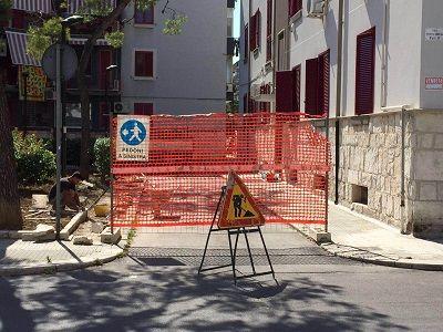Bari avviati i lavori di manutenzione di strade e marciapiedi nel gruppo 7 di viale Japigia
