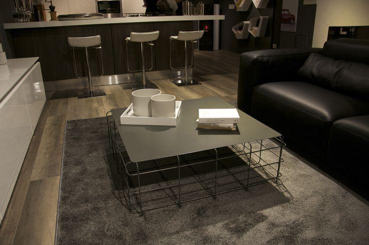 Interni Milano - Italy #Wire #coffee #table #rondadesign #lucaroccadadria #madeinitaly #isaloni