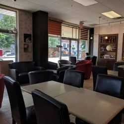 Photo of Choco Café - Halifax, NS, Canada. You can sit and chill or use the wifi