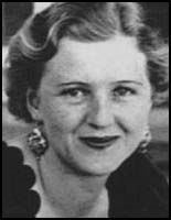 "Eva Braun was the middle of three daughters.In 1932 she met Adolf Hitler she told her sister""I had stayed on after closing time to file some papers and had climbed up a ladder at that moment the boss came in accompanied by a man with a funny moustache"""