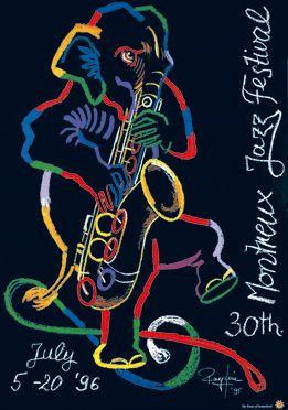 Montreux Jazz Festival 1996