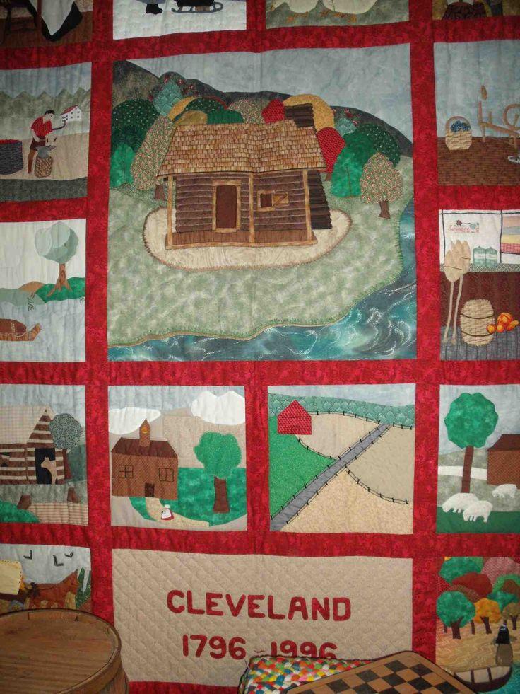 Cleveland Quilt