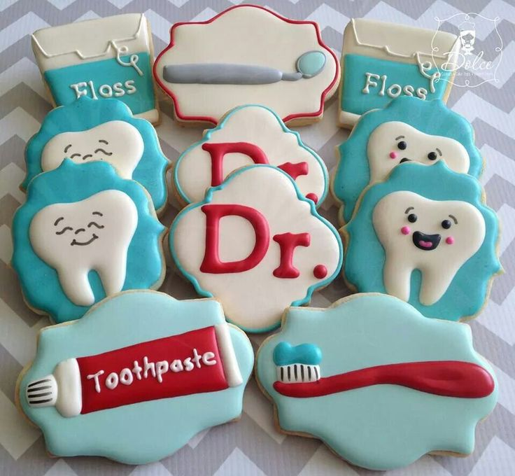 Dentista Cookies | Dolce