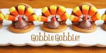 by Melissa Bahen I'm not sure exactly when these cute little turkey cookies made their grand entrance into my family, or which friend or elementary school teacher first introduced us to the idea, but they've been a part of many a Thanksgiving celebration since I was a child. The materials can be
