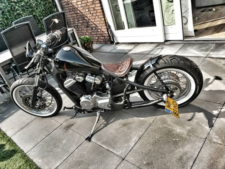Honda Shadow VT 600 Bobber