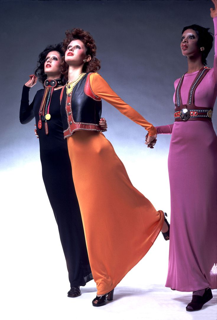 Fashion Designers In The Sixties