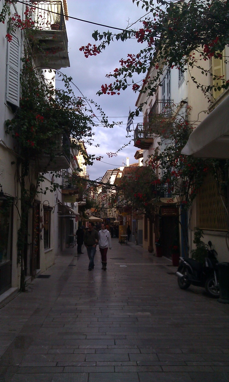 Nafplion, Greece. Another favorite place on earth.