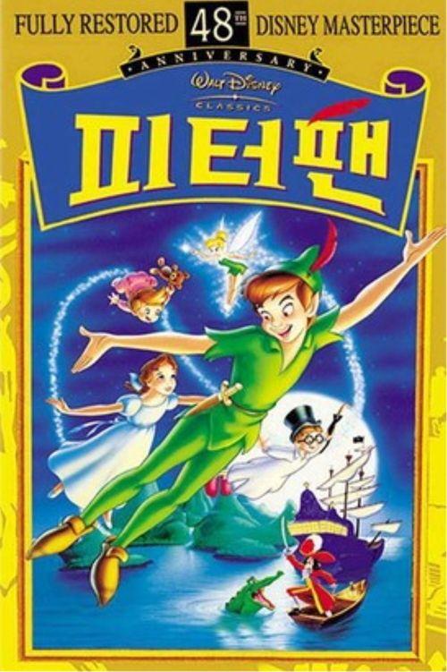 Watch Peter Pan 1953 Full Movie Online Free
