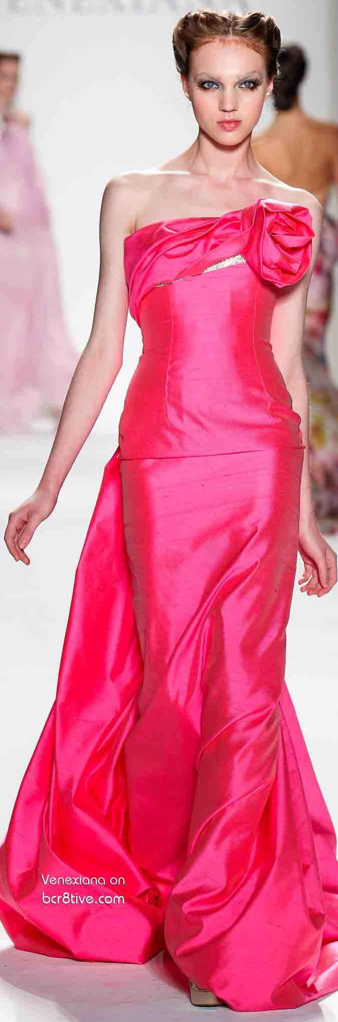 Increíble Vestidos De Dama De Rosa Bastante Colección de Imágenes ...
