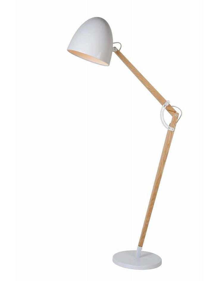 17 best images about staande lampen on pinterest lamp for Design lamp hout