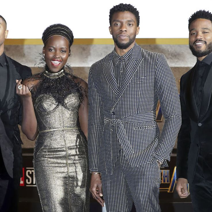 The Cast Of 'Black Panther' Singing K-Ci & JoJo's 'All My Life' Is Everything And More | Director Ryan Coogler got the cast to sing the song during a recent interview inSeoul.Director Ryan Coogler got the cast to sing the song during a recent interview in Seoul.