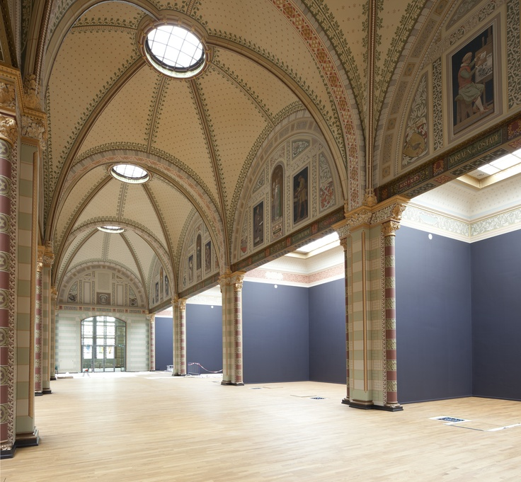 Our Gallery of Honour is ready to receive its treasures again! www.rijksmuseum.nl