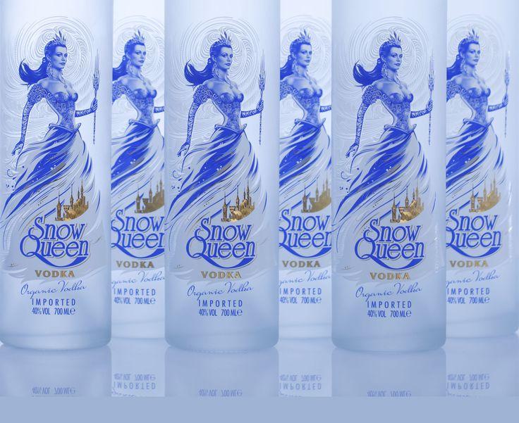 snow queen vodka