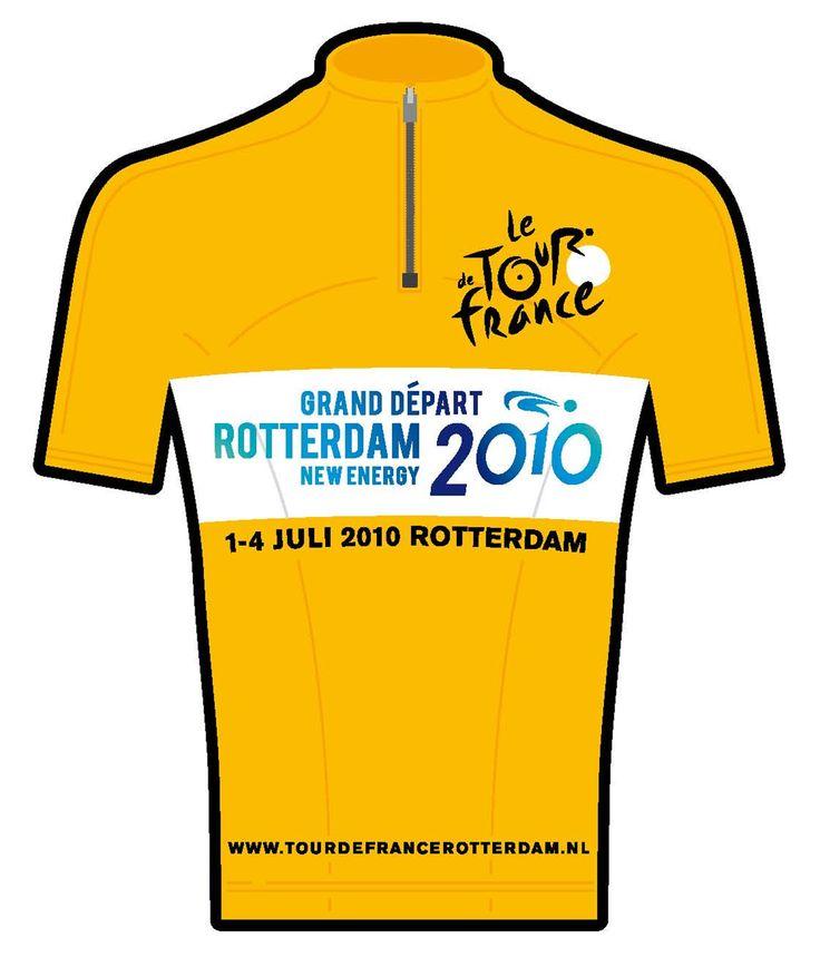 Grand Départ Rotterdam 2010, Tour de France