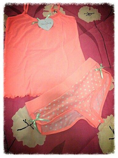 Pijama en cachetero