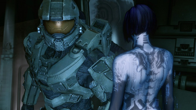 Halo 4 - Master Chief / Cortana