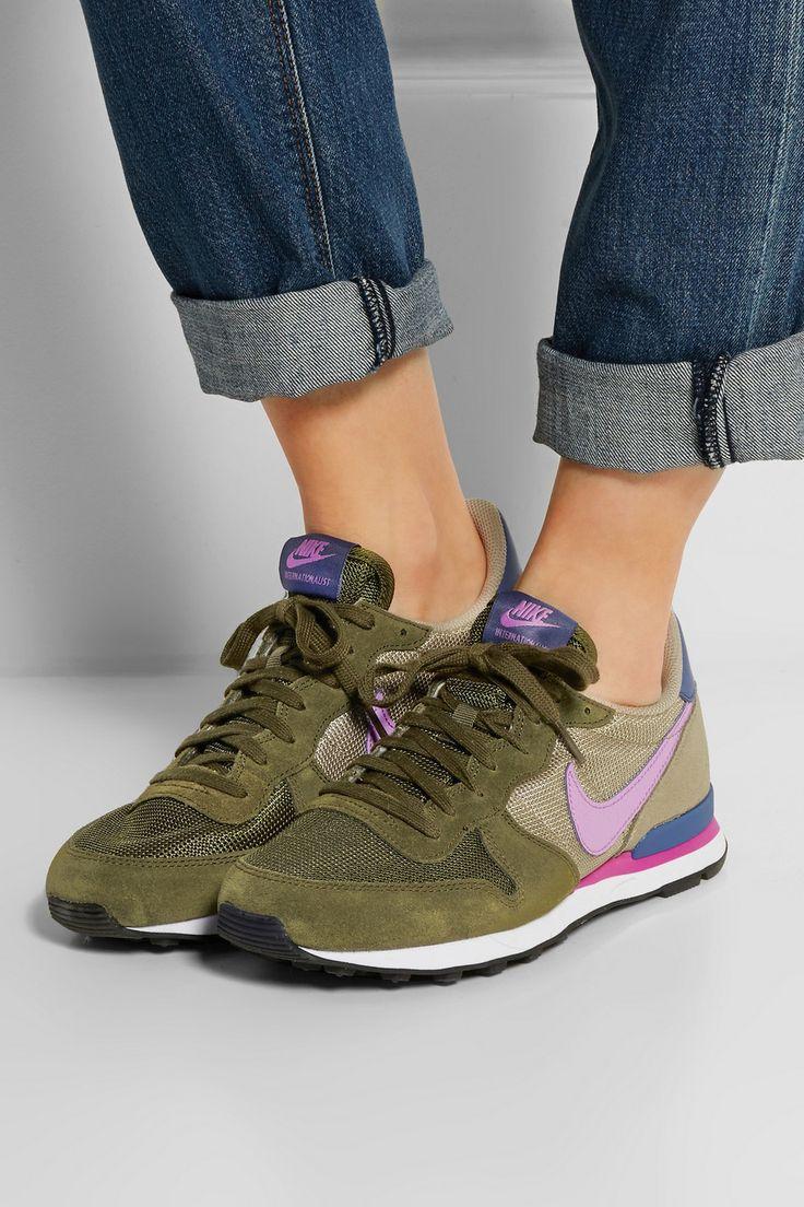 lace-up sneakers - Pink & Purple Nike KwjOWtrUB