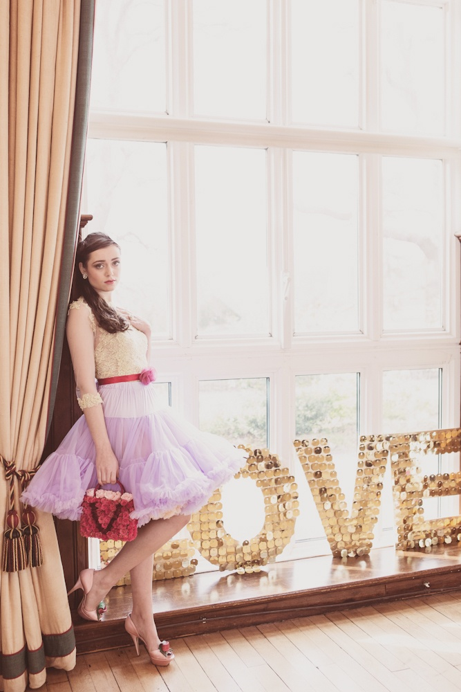 Doris Designs Petticoats...love is in the air...