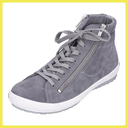 Legero Damen Stiefeletten - bequeme Stiefelette TANARO - 00825 0-00825-98 Grau, EU 38 - Stiefel für frauen (*Partner-Link)