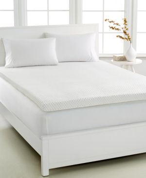 Dream Science by Martha Stewart Collection 3'' Memory Foam Full Mattress Topper, VentTech Ventilated Foam, Only at