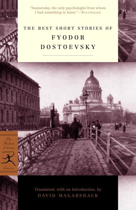 This collection, unique to the Modern Library, gathers seven of Dostoevsky's key works and shows him to be equally adept at the short story as with the novel. Exploring many of the same themes as in his longer works, these small masterpieces move from the tender and romantic White Nights, an archetypal nineteenth-century morality tale of pathos and loss, to the famous Notes from the Underground, a story of guilt, ineffectiveness, and uncompromising cynicism, and the first major work of…