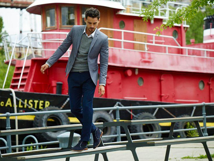 #grey#jacket#stylish#autumn#look