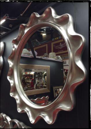 Sol Plata Mirror