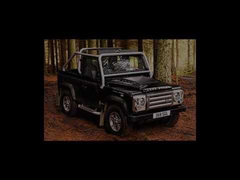 The Land Rover Defender SVX