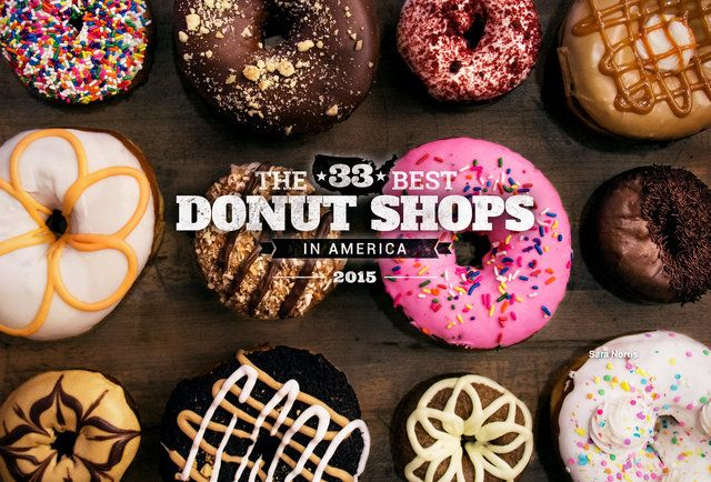 The 33 Best Donut Shops in America - Bill's Donuts made the list! If you haven't been, go visit this place in Centerville #Ohio.   It's one of Kettering College's favorite places to pick up local treats.