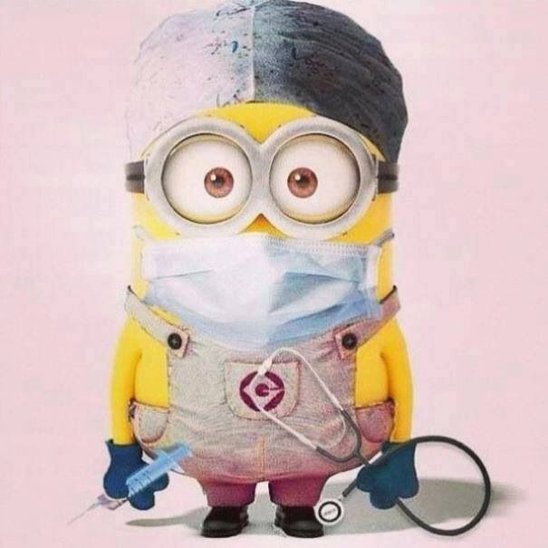 Wells, Get Well And Minions On Pinterest