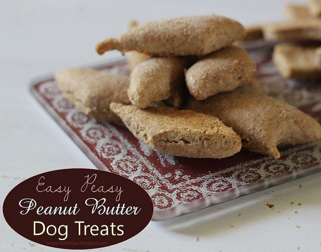 how to make dog biscuits crunchy