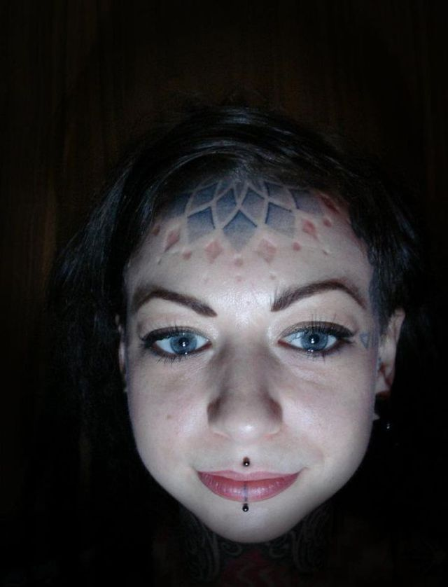 Best bodypiercing and extreme modification images on pinterest